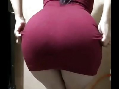 Harshita the sex goddess showing her curviest perfect ass and ass hole to tease her lovers
